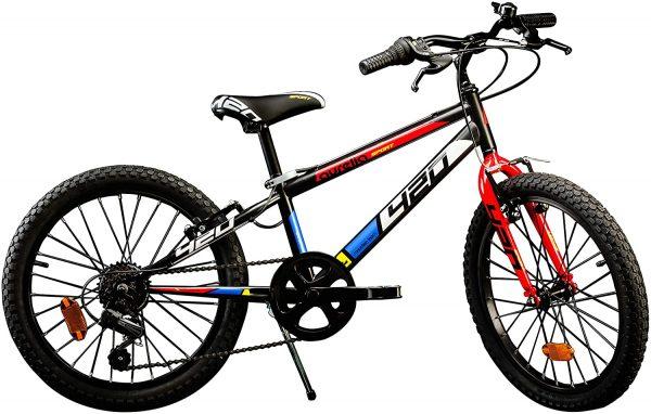 Dino Bikes (6-7 anni)